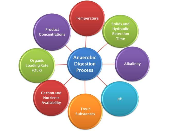 AnaerobicDigestionParameters
