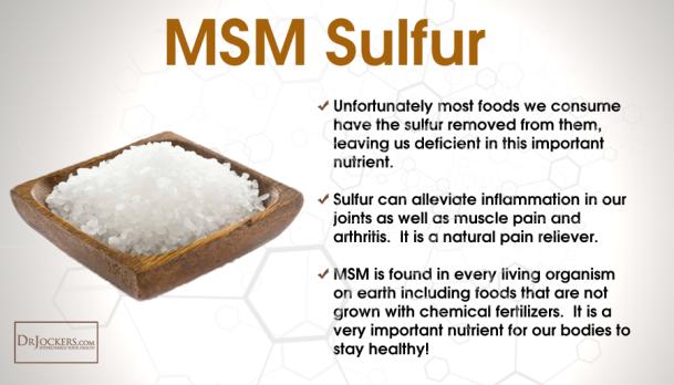 MSMSulfurFacts