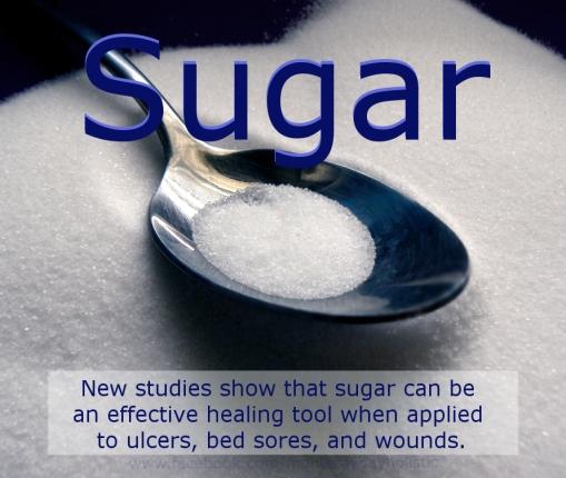 sugar-healing