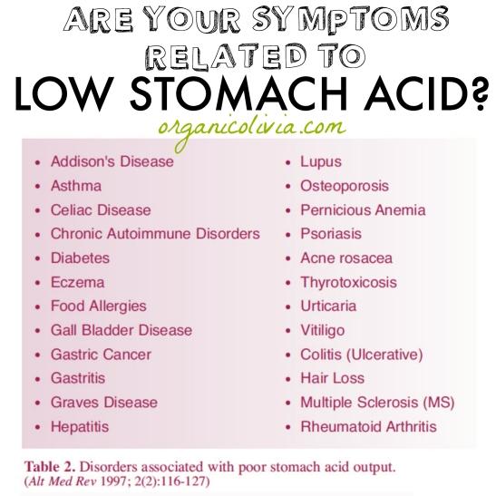 low-stomach-acid
