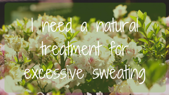 natural-treatment-for-excessive-sweating