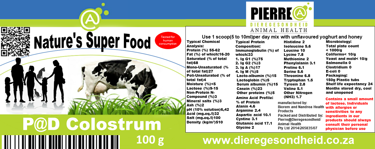Colostrum100